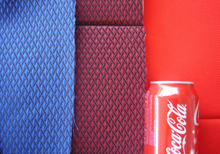 new theater seat fabric swatches