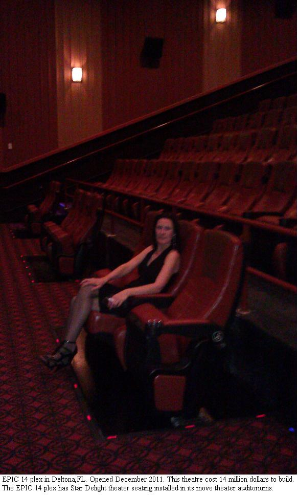 new theater seats