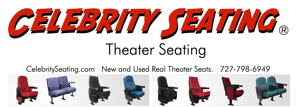 Celebrity Seating Used home theater seating