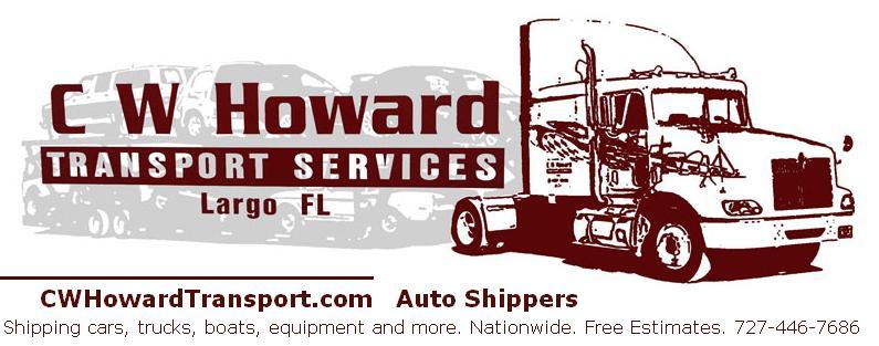 C W Howard Auto Transport