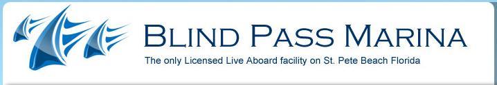 Liveaboard Marina Blind Pass St. Pete Beach Tampa Bay Florida