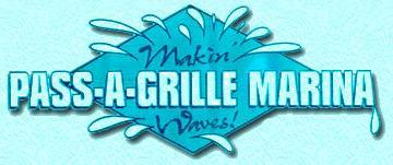 Pass-a-grille Marina St. Pete Beach Florida